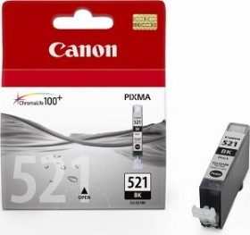 Canon Tinte CLI-521BK schwarz (2933B001)