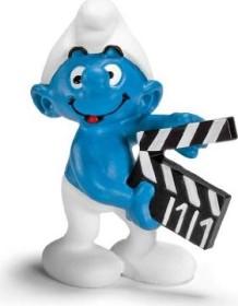 Schleich The Smurfs - Smurf With Clapperboard (20710)
