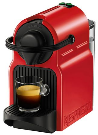 Krups XN 1005 Inissia red