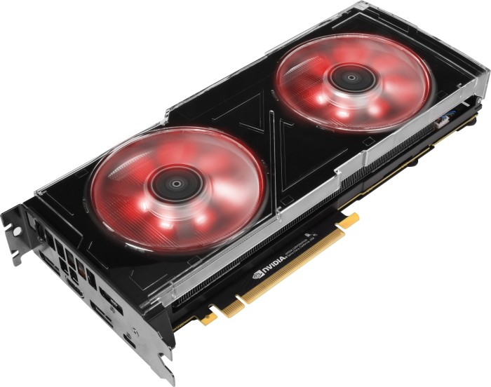 KFA2 GeForce RTX 2080 OC, 8GB GDDR6, HDMI, 3x DP, USB-C (28NSL6UCT7OK)
