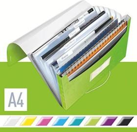 Leitz WOW Projektmappe A4, 250 Blatt, grün (45890054)