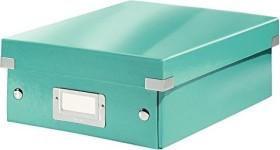 Leitz Click & Store WOW Organisationsbox klein, eisblau (60570051)