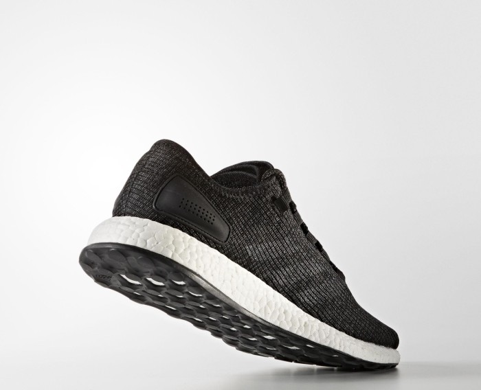 5f1d6aa7648d2 adidas Pure Boost core black dark grey heather solid grey (men) (BA8899)  starting from £ 79.92 (2019)