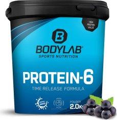 BodyLab24 Protein 6 Blaubeere 2kg