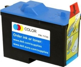 Dell ink 7Y745 tricolour (592-10045)