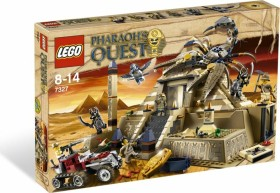 LEGO Pharao´s Quest - Pyramide des Pharaos (7327)