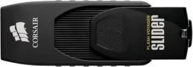 Corsair Flash Voyager Slider 128GB, USB-A 3.0 (CMFSL3B-128GB)