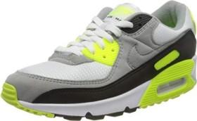 Nike Air Max 90 white/light smoke grey/black/particle grey (Herren) (CD0881-103)