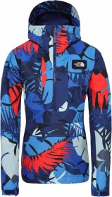 The North Face Tanager Anorak flag blue palms print (Damen) (3M5O-FN5)