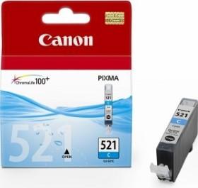 Canon ink CLI-521C cyan (2934B001)