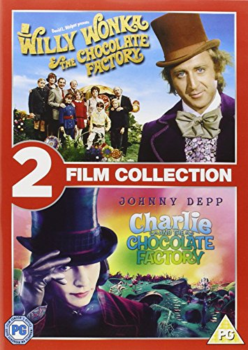 Willy Wonka & The Chocolate Factory (Blu-ray) (UK) -- via Amazon Partnerprogramm