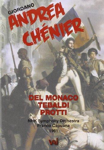 Umberto Giordano - Andrea Chénier -- via Amazon Partnerprogramm
