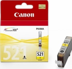 Canon ink CLI-521Y yellow (2936B001)