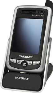 O2 Yakumo PDA Omikron (various contracts)