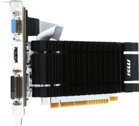 MSI GeForce GT 730, N730K-2GD3H/LP, 2GB DDR3, VGA, DVI, HDMI (V809-001R)