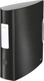 Leitz Qualitäts-Ordner 180° Active Style 82mm, satin schwarz (11080094)