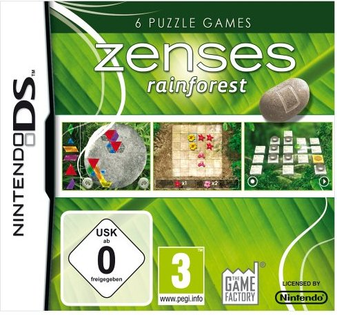Zenses - Rain Forest (deutsch) (DS) -- via Amazon Partnerprogramm
