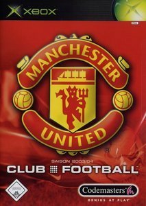 Club Football Manchester United (niemiecki) (Xbox)