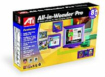 ATI All-In-Wonder Pro 8MB AGP