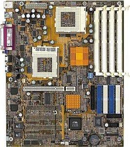 Gigabyte GA-6VXDR7, Apollo Pro 133A Dual, RAID