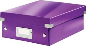 Leitz Click & Store WOW Organisationsbox klein, violett (60570062)