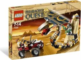 LEGO Pharao´s Quest - Verwunschene Kobra (7325)