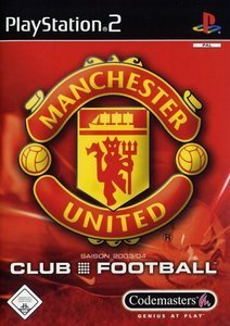 Club Football Manchester United (niemiecki) (PS2)