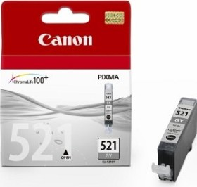 Canon ink CLI-521GY grey (2937B001)