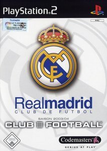 Club Football Real Madrid (niemiecki) (PS2)