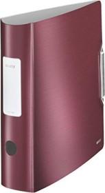 Leitz quality-folder 180° Active Style 82mm, garnet red (11080028)