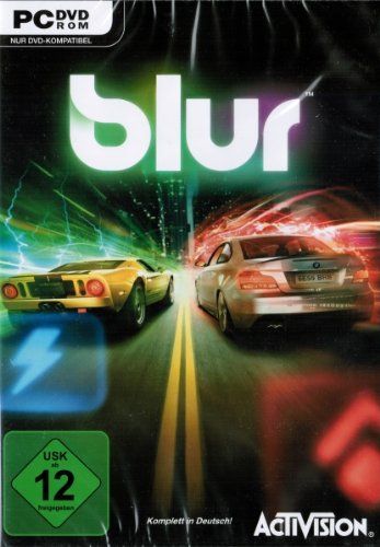 Blur (deutsch) (PC) -- via Amazon Partnerprogramm