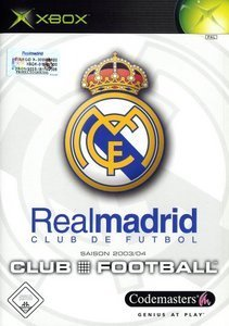 Club Football Real Madrid (niemiecki) (Xbox)