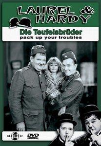 Laurel & Hardy - Die Teufelsbrüder