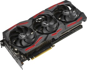 ASUS ROG Strix GeForce RTX 2060 SUPER Evo advanced, ROG-STRIX-RTX2060S-A8G-EVO-GAMING, 8GB GDDR6, 2x HDMI, 2x DP, USB-C (90YV0DQ1-M0NA00)