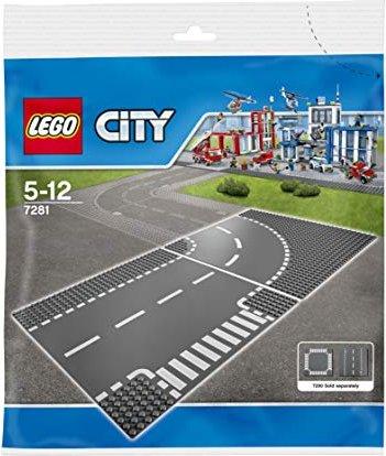 LEGO - City - Curve & T-Junction (7281) -- via Amazon Partnerprogramm