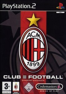 Club Football AC Mailand (niemiecki) (PS2)