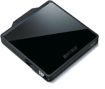 Buffalo MediaStation schwarz, USB 2.0 (BRXL-PC6U2B)