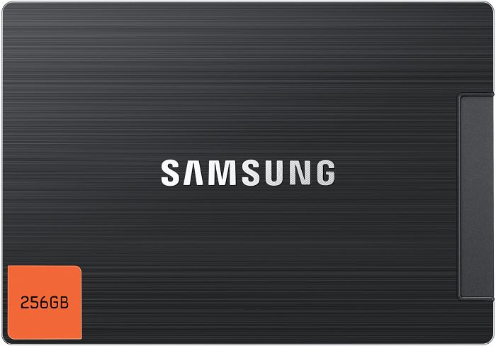 "Samsung SSD 830 Series 256GB, 2.5"", SATA 6Gb/s (MZ-7PC256B) -- (c) computerbase.de"
