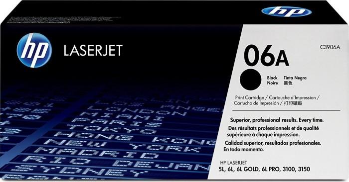 HP toner 06A czarny (C3906A)