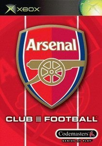 Club Football Arsenal London (niemiecki) (Xbox)