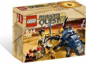 LEGO Pharao´s Quest - Angriff des Skarabäus (7305)