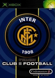 Club football Inter Mailand (German) (Xbox)