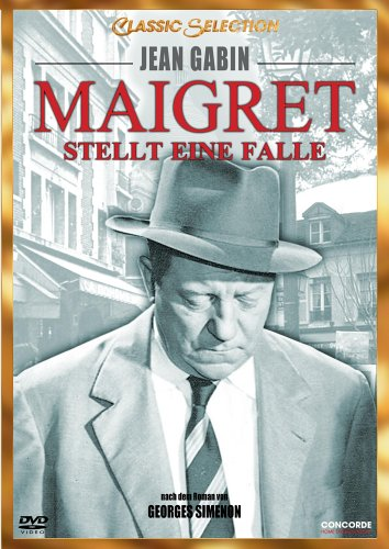 Maigret stellt eine Falle -- via Amazon Partnerprogramm