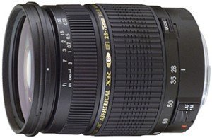 Tamron SP AF 28-75mm 2.8 XR Di LD Asp IF macro for Canon EF black (A09E)