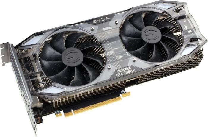 EVGA GeForce RTX 2080 Ti XC Ultra Gaming, 11GB GDDR6, HDMI, 3x DP, USB-C (11G-P4-2383-KR)
