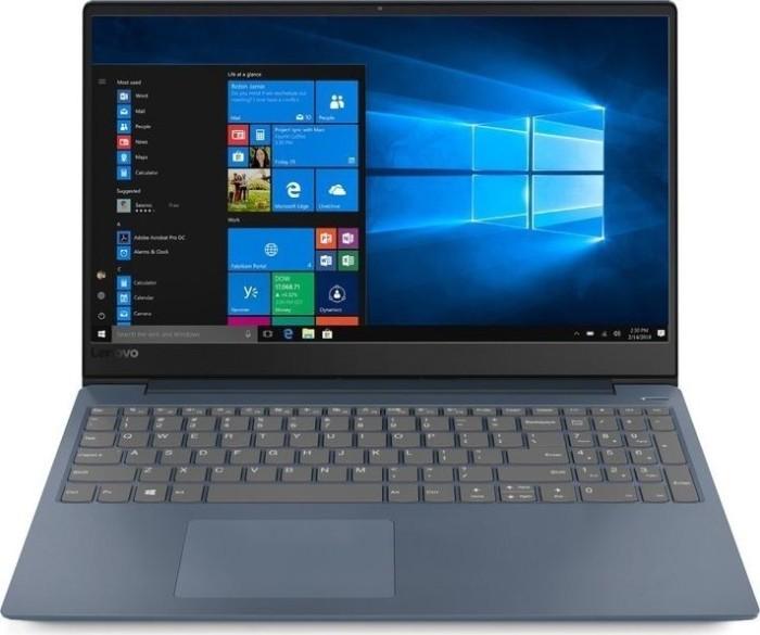 Lenovo Ideapad 330S-15IKB blue, Core i5-8250U, 8GB RAM, 256GB SSD (81F500WXGE)