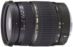 Tamron SP AF 28-75mm 2.8 XR Di LD Asp IF Makro für Nikon F schwarz (A09N)