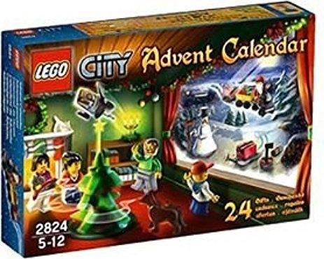 LEGO - City - Advent Calendar 2010 (7553) -- via Amazon Partnerprogramm