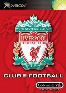 Club Football FC Liverpool (niemiecki) (Xbox)