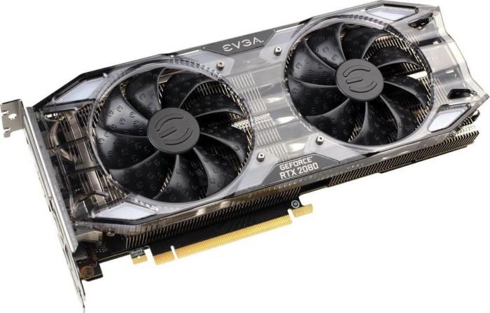 EVGA GeForce RTX 2080 XC Gaming, 8GB GDDR6, HDMI, 3x DP, USB-C (08G-P4-2182-KR)